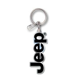 PLASTICOLOR Key Chain Jeep