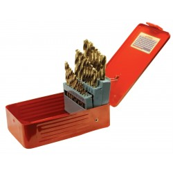 PERFORMANCE TOOL Drill Bit Set