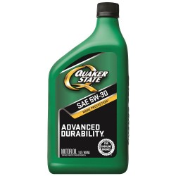 QUAKERSTATE 5W30 Motor Oil...