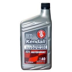 KENDALL SAE 40 Motor Oil 1 Qt
