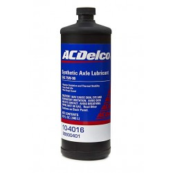 ACDelco Synthetic Axle...