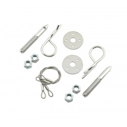 MR. GASKET Hood Pin Kit...