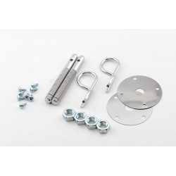 MR. GASKET Hood Pin Kit 7/16''