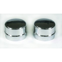 MR. GASKET Dust Caps Chrome...