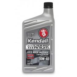 KENDALL GT1 10W40 Motor Oil...