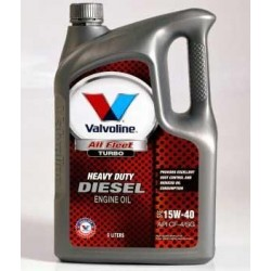 VALVOLINE 15W40 Heavy Duty...