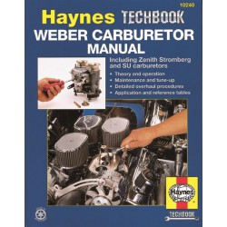 HAYNES Weber Carburetor Manual