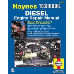 HAYNES GM and Ford Diesel...