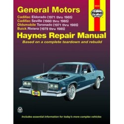 HAYNES Repair Manual 71-85...