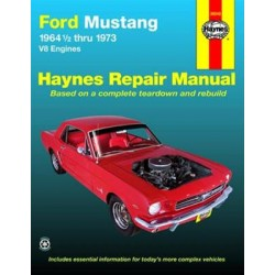 HAYNES Repair Manual 1964...