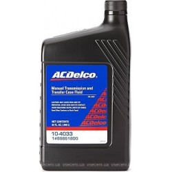 ACDelco Manual Transmission...
