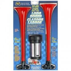 WOLO Long Horn Air Horns
