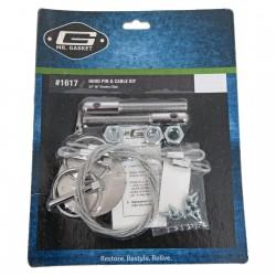 MR. GASKET Hood Pin Kit...