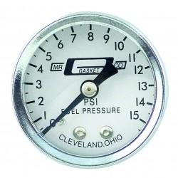 MR. GASKET Fuel Pressure Gauge